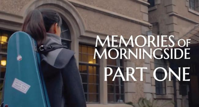 "Memories of Morningside - ""A Documentary Series"" Episode One"